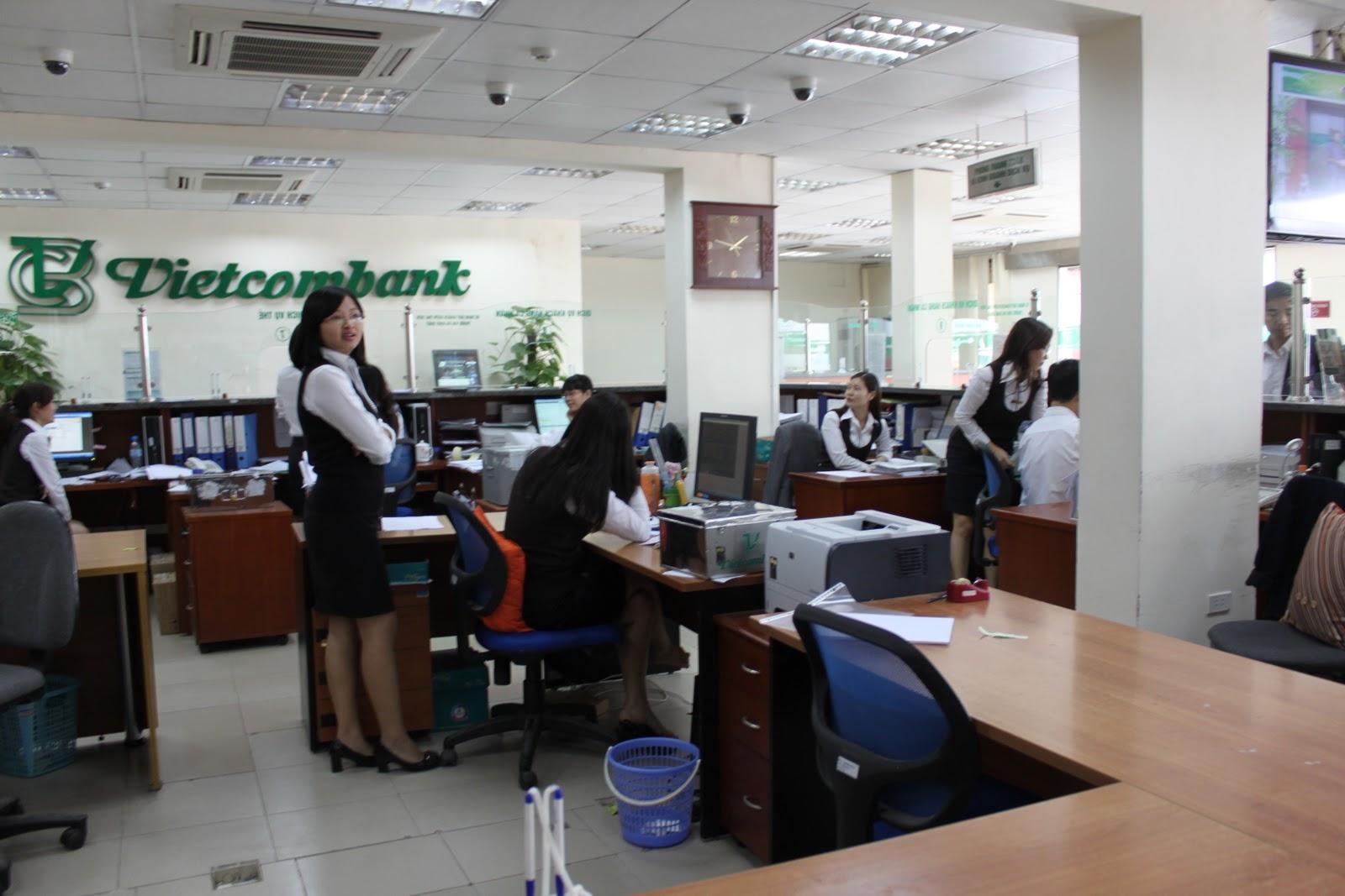 Vay tín chấp ngân hàng Vietcombank 1