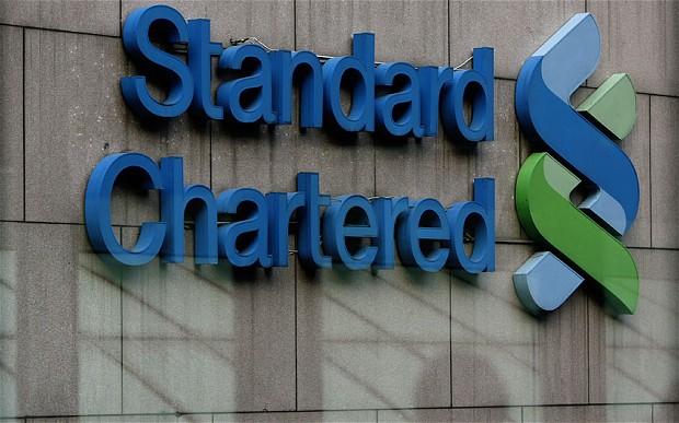 Vay tín chấp standard chartered