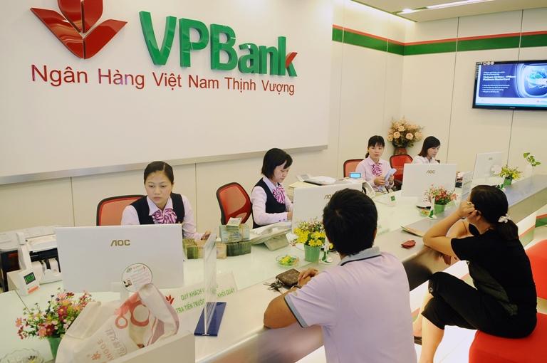 Chi Nhánh Phòng Giao Dịch Ngân Hàng VPBank tại TPHCM